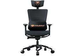 Игровое кресло Cougar ARGO Black,