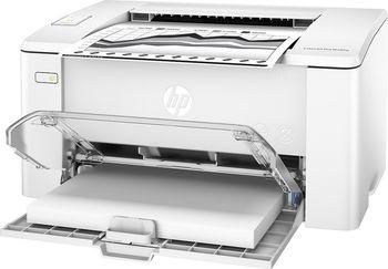Принтер HP LaserJet Pro M102w, White