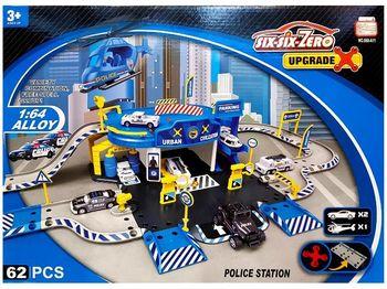 """Паркинг """"Police"""" 1:64, 62ед"""