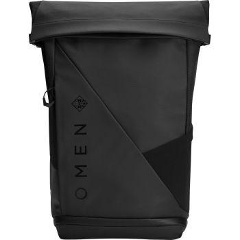 {u'ru': u'HP OMEN Transceptor 15.6 Rolltop Backpack Black', u'ro': u'HP OMEN Transceptor 15.6 Rolltop Backpack Black'}