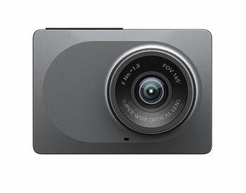 "Xiaomi YI Smart Dash Camera EU, Full HD vehicle recorder, Super wide 165° view angle, 2.7"" LCD screen 960x240, FHD@60fps, Processor YI A12, MicroSD up to 64GB, miniHDMI, 240mAh Li-ion Battery"
