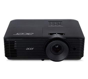 ACER X118 (MR.JPZ11.001) DLP 3D, SVGA, 800x600, 20000:1, 3600Lm, 6000hrs (Eco), VGA, USB-A, Black, 2.7kg
