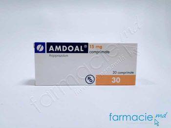 купить Amdoal® comp.15 mg  N10x3 в Кишинёве