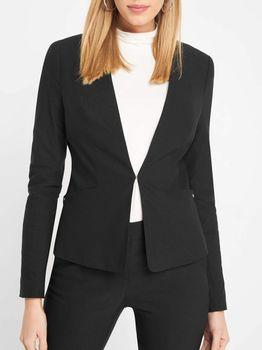 Пиджак ORSAY Чёрный 480219