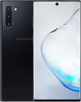 купить Samsung Galaxy Note 10 8/256GB Duos (N970FD), Aura Black в Кишинёве