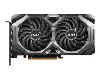 MSI Radeon RX 5600 XT MECH 6G OC /  6GB GDDR6 192Bit 1620/12000Mhz, RDNA, SP: 2304Units(36CU), 1x HDMI, 3x DisplayPort, Dual fan - MECH Thermal design (Zero Frozr/Airflow Control Technology), 6mm Cooper heatpipes,TORX FAN 3.0, Solid BackPlate, Retail