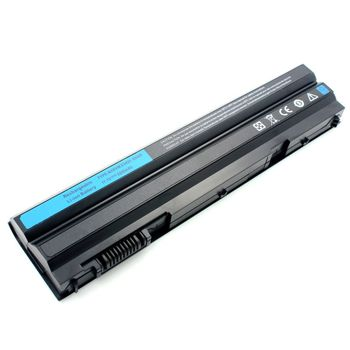 Battery Dell Latitude E5420 E5430 E5520 E5530 E6420 E6430 E6440 E6520 E6530 E6540 Inspiron 5420 5520 5525 5720 7420 7520 7720 Vostro 3460 3560 YKF0M 8858X 911MD DHT0W HCJWT KJ321 T54FJ 11.1V 5200mAh Black