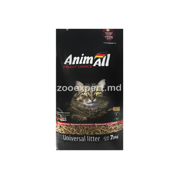 купить AnimAll древесный 7.5 kg в Кишинёве