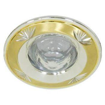 Feron Встраиваемый светильник DL2011  MR-16 золото