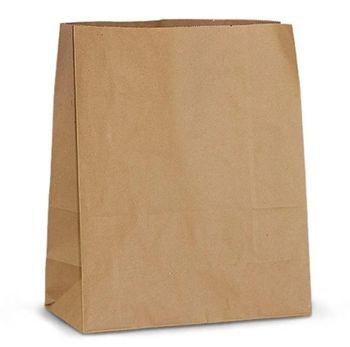 Бумажный Пакет без ручек 26*13*40