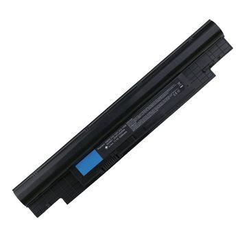 Battery Dell Vostro V131 Inspiron N311 N411 H2XW1 H7XW1 JD41Y N2DN5 268X5 N2DN5 11.1V 5200mAh Black OEM