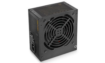 "PSU DEEPCOOL ""DA600"", 600W, ATX 2.31, 80 PLUS® Bronze, Active PFC, 120mm Silent fan with PWM, Double Layer EMI Filter, +12V (46A), 20+4 Pin, 1xEPS(4+4Pin), 5x SATA, 4xPCI-E(6+2pin), 3x Periph., MTBF100000Hours, Black"