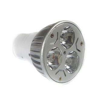 Ledpark Лампа LED 3x1W GU10 2700K