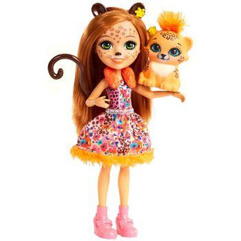 купить Кукла Enchantimals Гепард Чериш в Кишинёве