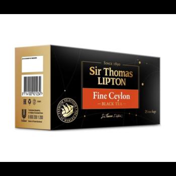 cumpără Ceai negru Sir Thomas Lipton Fine Ceylon, 25 pliculeţe în Chișinău