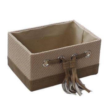 купить Коробка 260x180x130 мм, бежевый в Кишинёве
