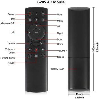 купить Пульт G20S с гироскопом и микрофоном в Кишинёве