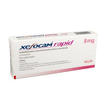 cumpără Xefocam Rapid 8mg comp. film. N6 în Chișinău
