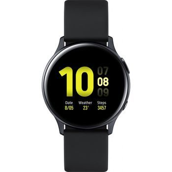 купить Samsung Galaxy Watch Active 2 SM-R830 40mm Aluminium, Black в Кишинёве