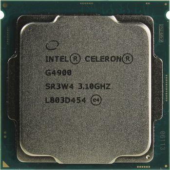 купить CPU Intel Celeron G4900 3.1GHz (2C/2T, 2MB, S1151,14nm, Integrated Intel UHD Graphics 610, 54W) Tray в Кишинёве
