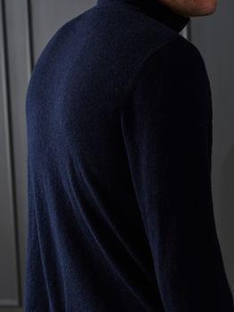Трикотаж RESERVED Темно синий