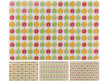 """купить Салфетка сервировочная 43.5X28.5cm """"графические фрукты"""" в Кишинёве"""