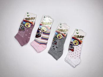 ZN носки для девочек в сетку