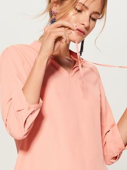 Блуза MOHITO Розовый uk240-32x