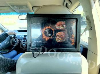 cumpără Publicitate pe tablete în  Yandex Taxi (50 de mașini) în Chișinău