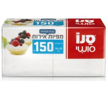 купить Sano Бумажные салфетки Sushi Soft (150 шт.) в Кишинёве