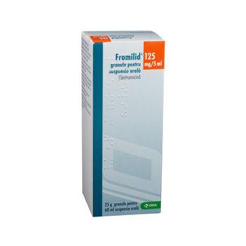 cumpără Fromilid 125mg/5ml 60ml gran. susp. N1 în Chișinău