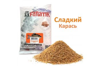 Прикормка FANATIK Сладкий Карась, 1кг