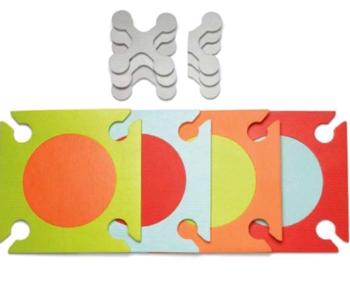 купить Skip Hop игровой коврик Bold Brights в Кишинёве