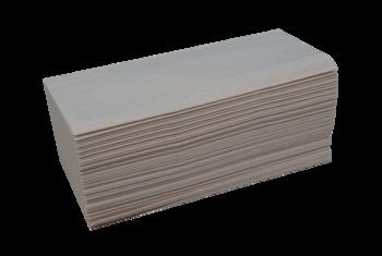 BASIC NATURAL Бумажные полотенца V укл. эко 1 слой 250 листов