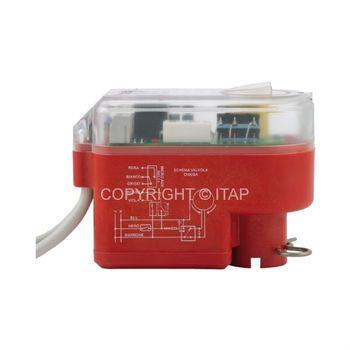 купить Электропривод для зонных шаровых кранов 230V x 25sec ITAP 990 в Кишинёве