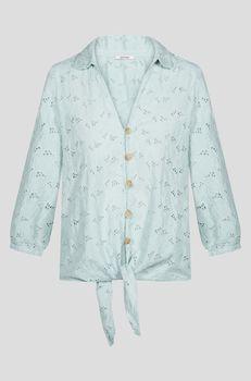 Блуза ORSAY Светло голубой 662101 orsay