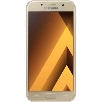 купить Samsung A320F Galaxy A3 (2017), Gold в Кишинёве