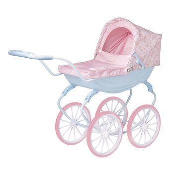"""Винтажная коляска для кукол """"Bebe Annabel"""" , код 41958"""