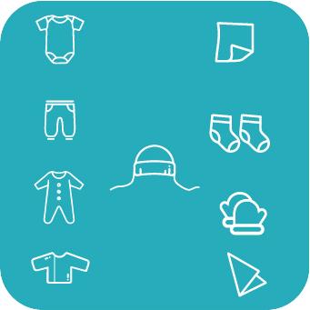 купить Набор одежды для новорожденного Primul Sens Angel (10 ед.) в Кишинёве