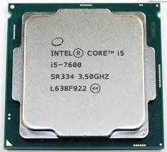 "купить ""CPU Intel Core i5-7600 3.5-4.1GHz (6MB, S1151,14nm,Intel Integrated HD Graphics 630,65W) Tray 4 cores, 4 threads,Intel HD 630"" в Кишинёве"