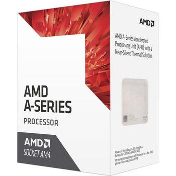AMD A-Series A6-9400, Socket AM4, 3.4-3.7GHz (2C/2T), 1MB L2, Intergrated Radeon™ R5 Series, 65W 28nm, Box