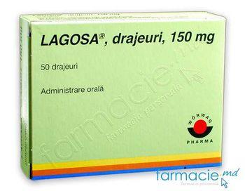 купить Лагоса, драже 150 мг N50 (силимарин) в Кишинёве