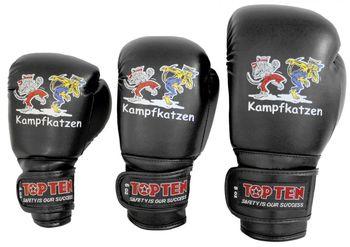 "Боксерские перчатки ""Kampfkatzen"" - TOP TEN"