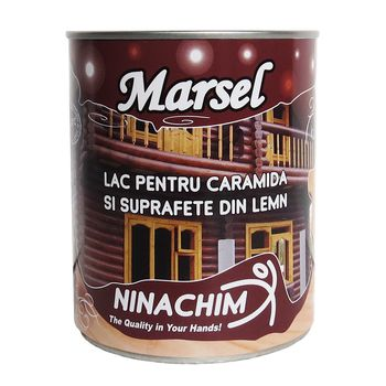 Нинахим Лак Marsel Махагон 0.75л