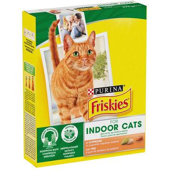 купить FRISKIES Indoor (для кошек живущих в доме), 1кг в Кишинёве