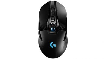 Logitech Gaming  Mouse G903 Lightspeed Wireless, Bluetooth, High-speed, Hero Gaming Sensor,  7-11 programmable buttons, 100-16000 dpi, 1ms report rate