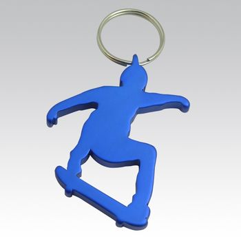 купить Брелок Munkees Bottle Opener - Skateboarder, 3494 в Кишинёве