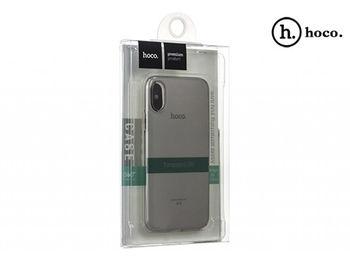 купить Hoco Light Series TPU  Iphone X , Black в Кишинёве