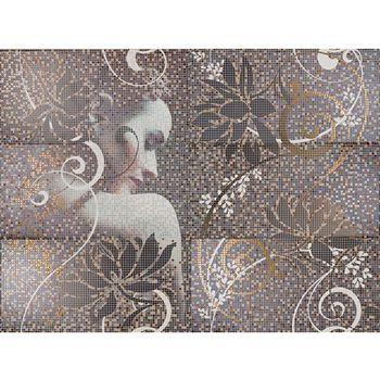 Latina Ceramica Декор Mural Aurea Lola 25x50см 6шт