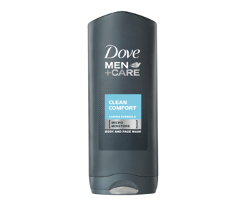 купить Гель для душа Dove Men Care Clean Comfort, 400 мл в Кишинёве